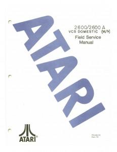 atari 2600 field service manual vintage gaming and more rh vintagegamingandmore com field service manual lightsaber field service manual for alaris 8100