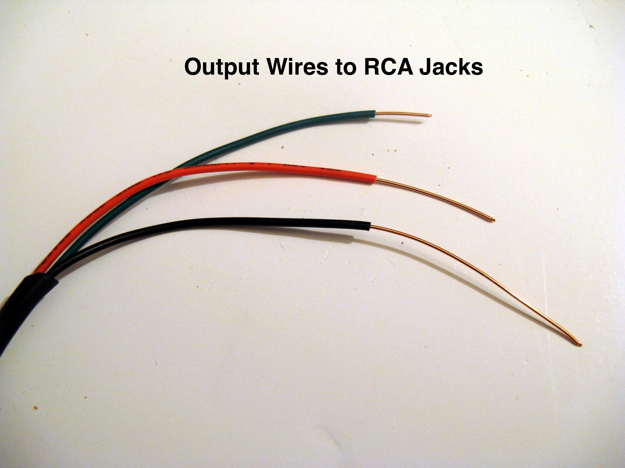 Black To Red White Black Wiring - Schematic Diagrams