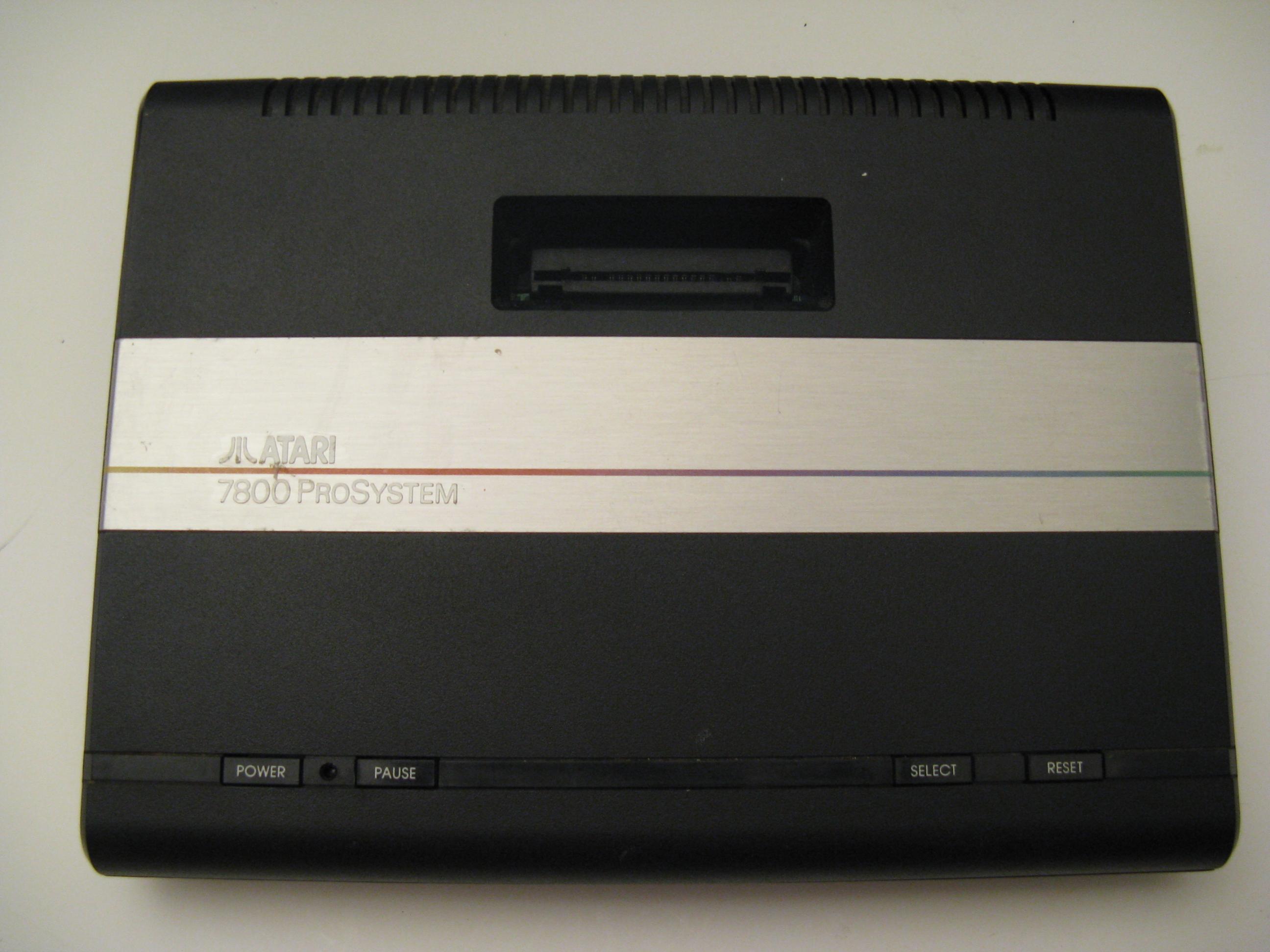 atari 7800 video mod installation guide